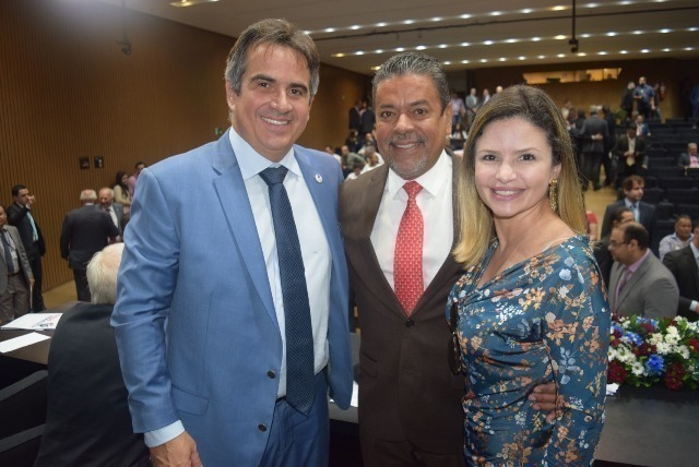 Reeleito vice-presidente nacional do Progressistas