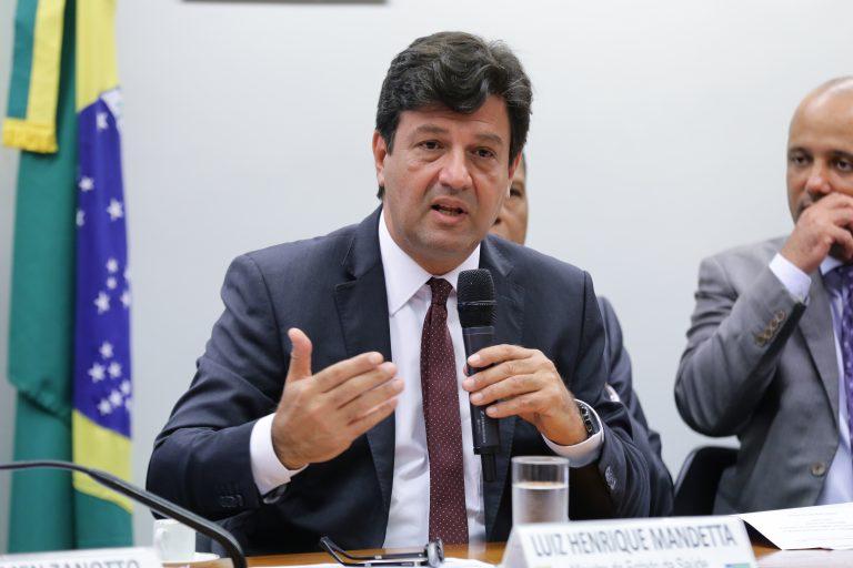 Governo enviará ao Congresso projeto sobre emergência de saúde